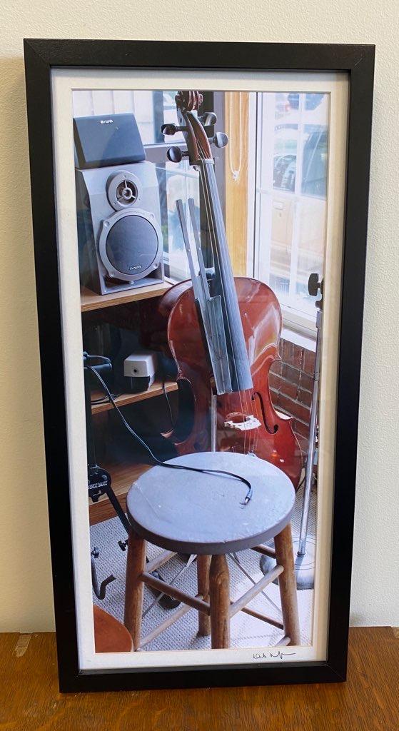 Musical base photo