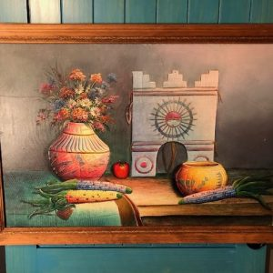 Benolt oil painting