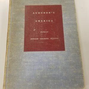 Audubon's America book