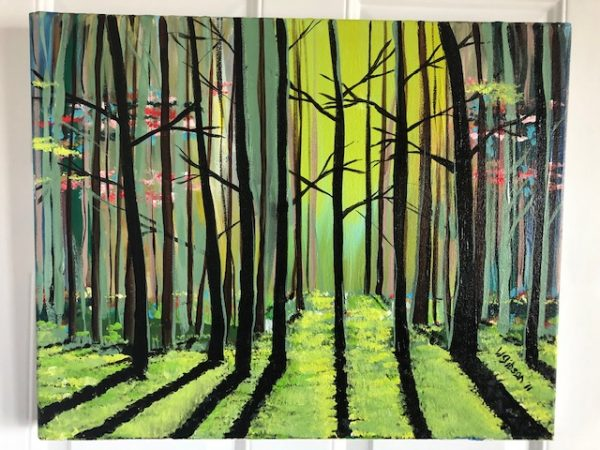 forrest acrylic by gibson