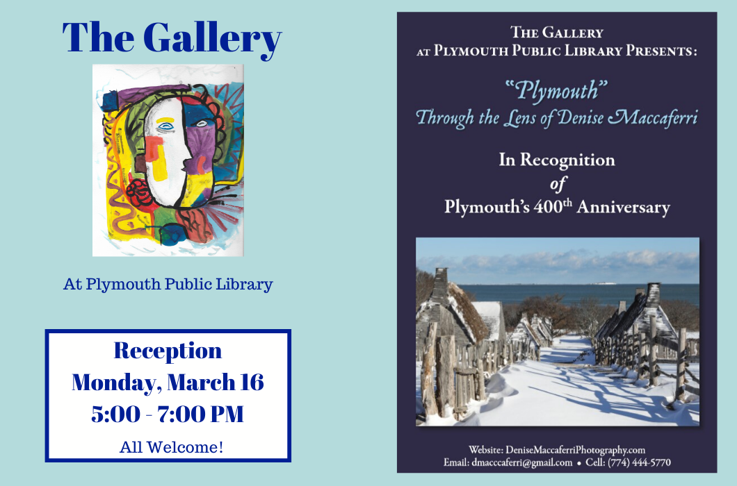 The Gallery at Plymouth Public Library